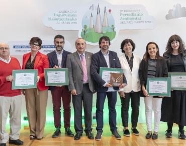 Entrega de Premios Periodismo