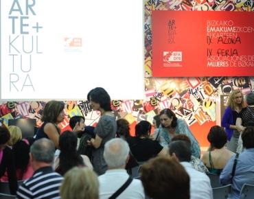 9a. Feria Asociaciones Mujeres Bizkaia
